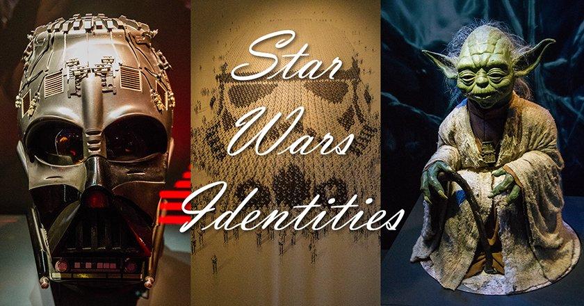 Impressionen von der Star Wars Identities Ausstellung