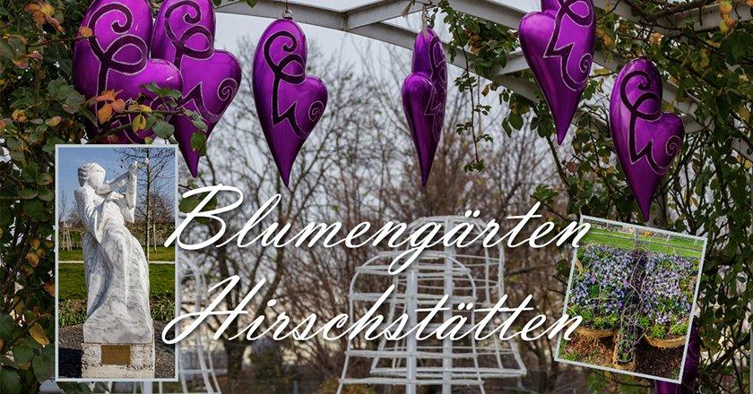 Impressionen vom den Blumengärten Hirschstetten