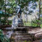 Türkenschanzpark, Prießnitz-Brunnen-Denkmal