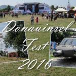 Schnappschüsse vom Donauinselfest 2016