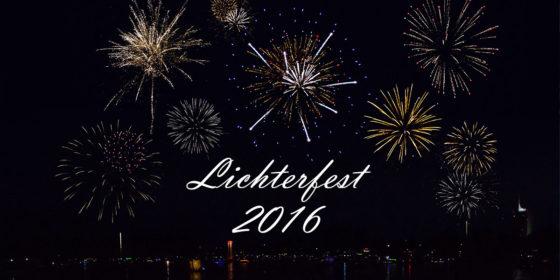 Impressionen vom Radio Wien-Lichterfest 2016
