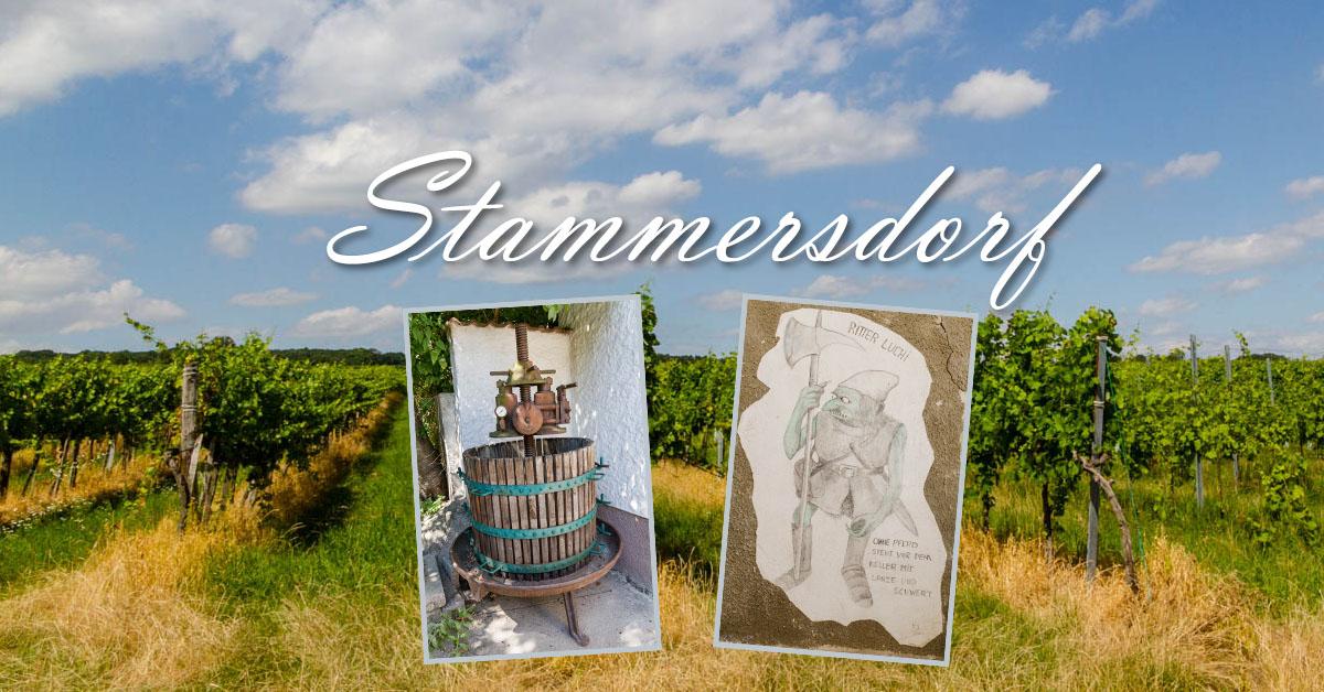 Impressionen von Stammersdorf